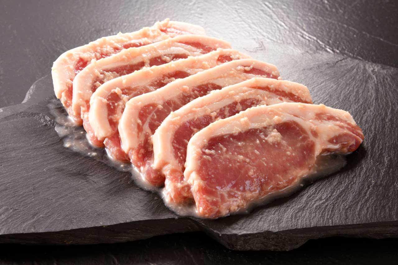 美麹漬けロース -信州産豚肉